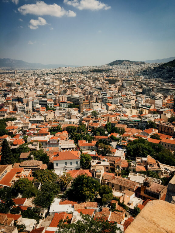 Film: Traveling to Greece 2018
