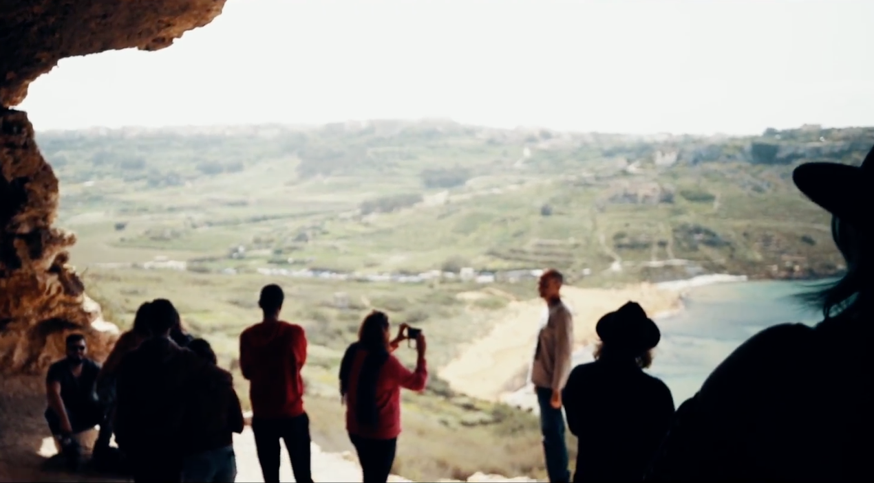 Film: Traveling to beautiful Malta