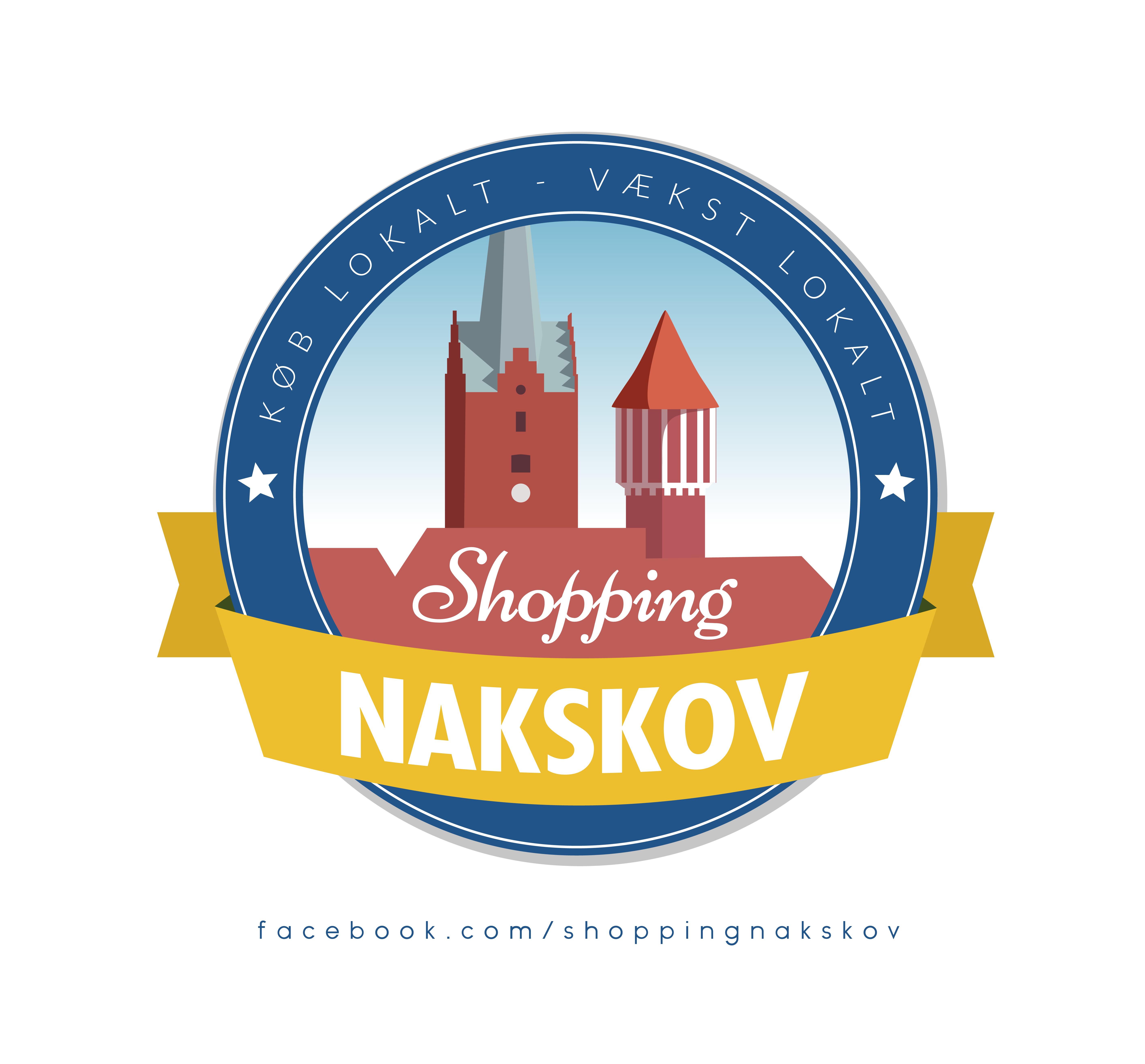 Shopping Nakskov logo