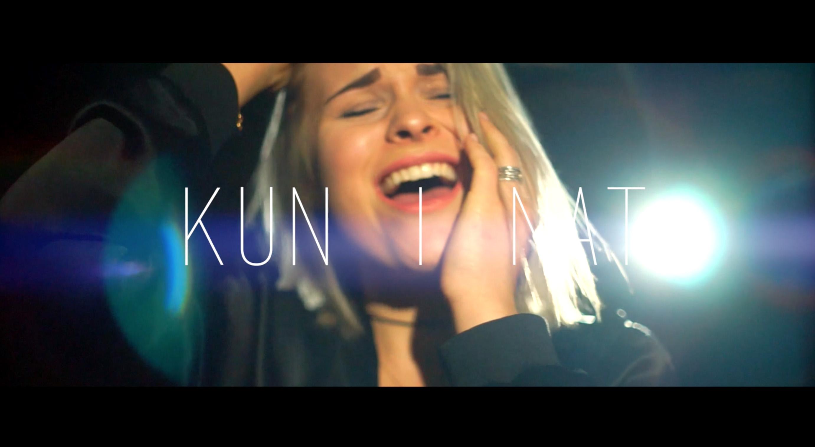 Musikvideo: Tine - Kun i Nat